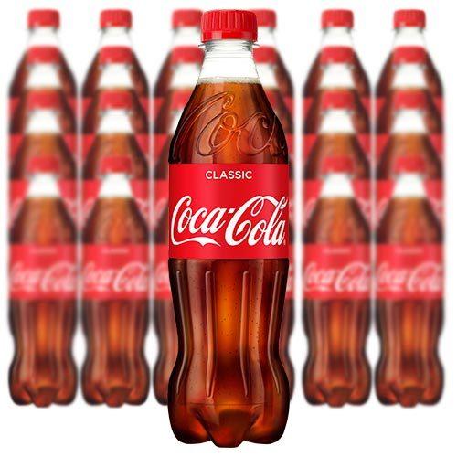 Coca-Cola 50 cl x 24 st