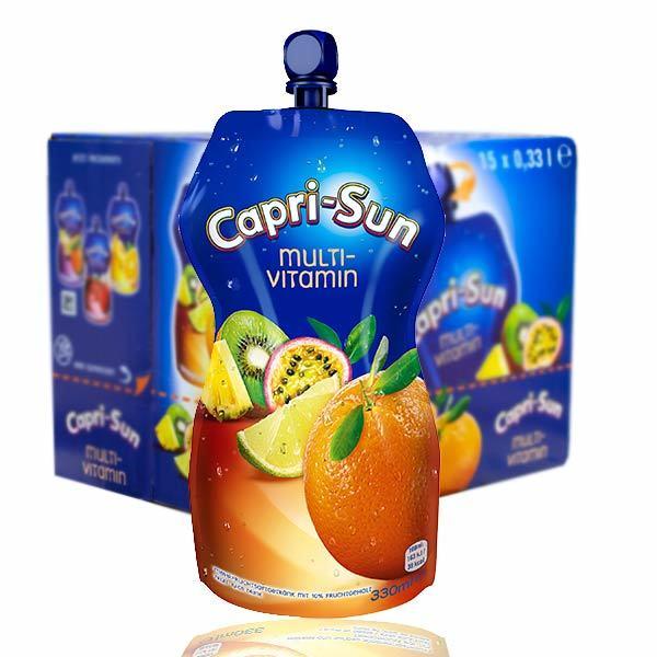 Capri-Sun 33 cl Multivitamin - 15st