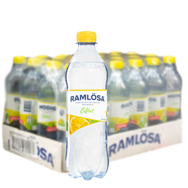 Ramlösa Citrus 50cl - 24st /