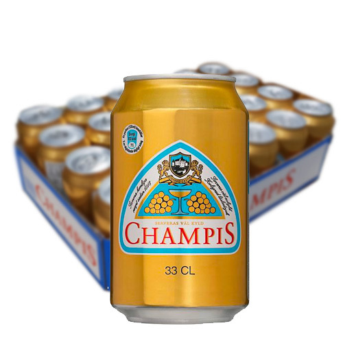 Champis 33cl - 24 st /