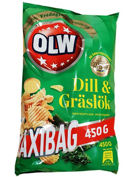 MAXIBAG - Dill Gräslök 450g