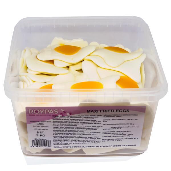 Maxi Fried Eggs (Halal)- 2 kg