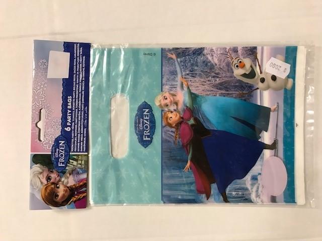Festpåse Frozen 6-pack