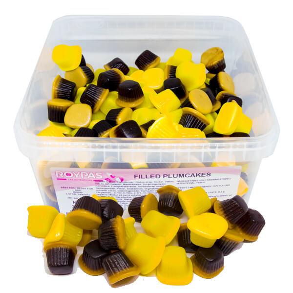 Filled Plumcakes (HALAL) - 2 kg