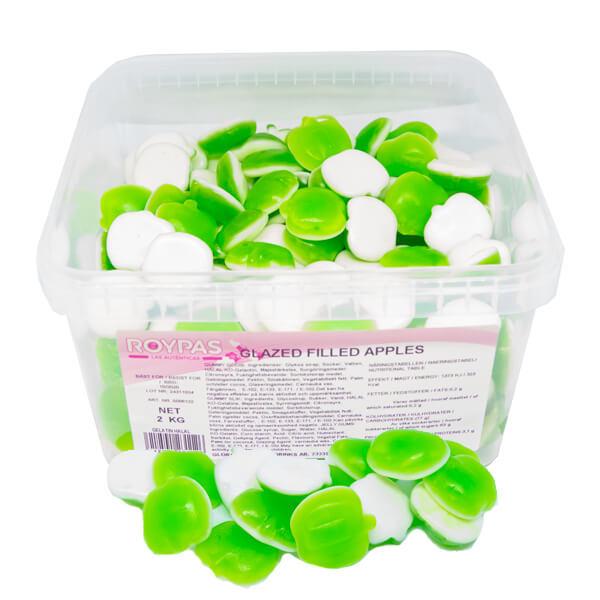 Glazed Filled Apples (HALAL) - 2 kg
