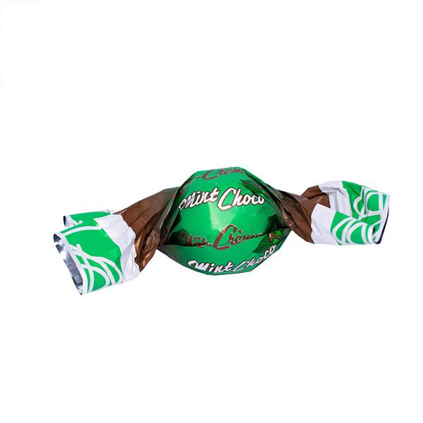 Nöt-creme-kulor Mint Choko - 2,4 kg /