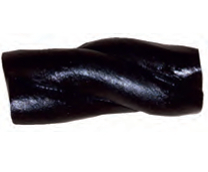 SALT LAKRITSSKRUV - 2,2 kg /