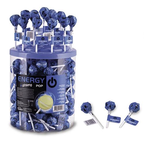 Energy Pop Ginseng - 11g x 100 st
