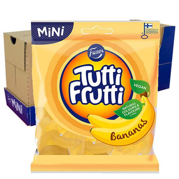 Tutti Frutti bananas 80g x 14 st