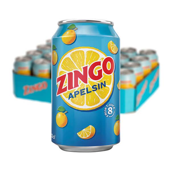 Zingo - 24 st x 33 cl
