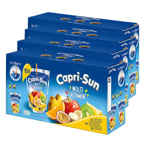 Capri-Sun Multivitamin - 10 st x 4