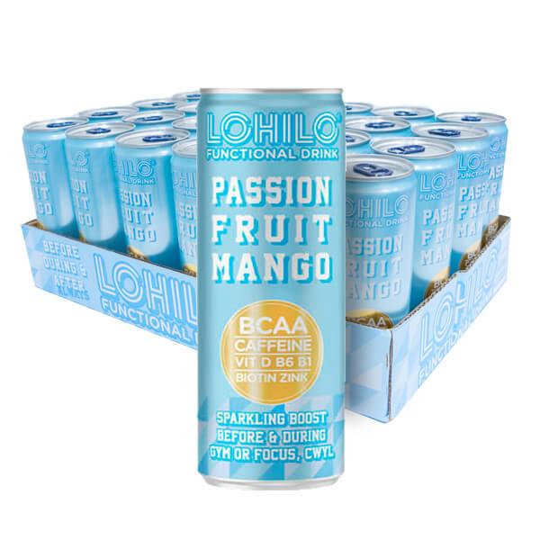 LOHILO PASSION FRUIT MANGO 33CL - 24st /