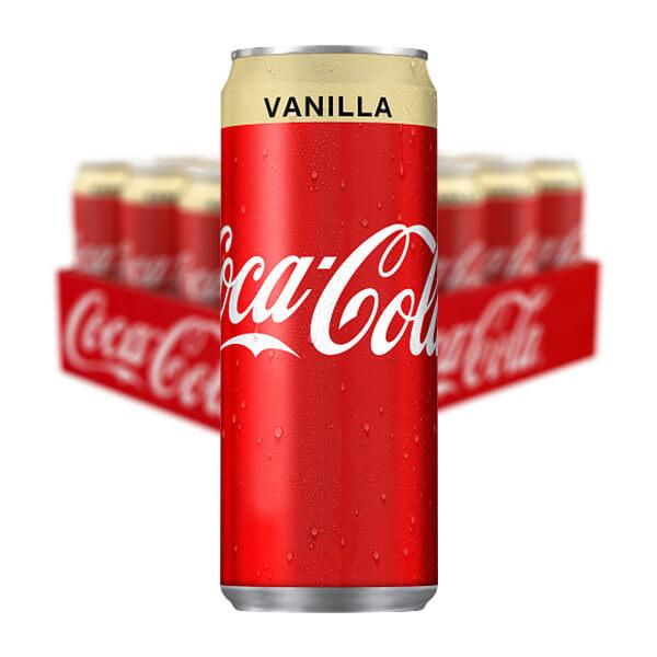 Coca-Cola Vanilla - 33 cl x 20 st /