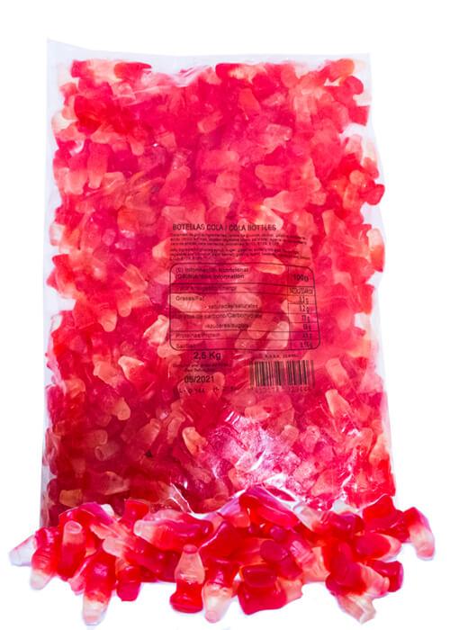 Vidal Colabottles/körsbär - 2.5 kg