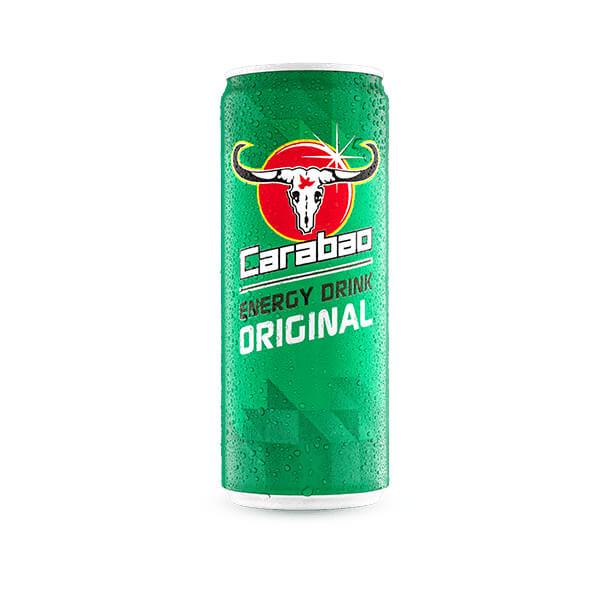 CARABAO ENERGY DRINK ORIGINAL 33CL