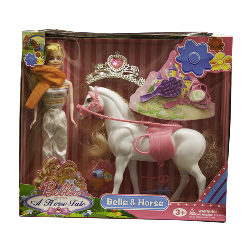 BELLE HORSE