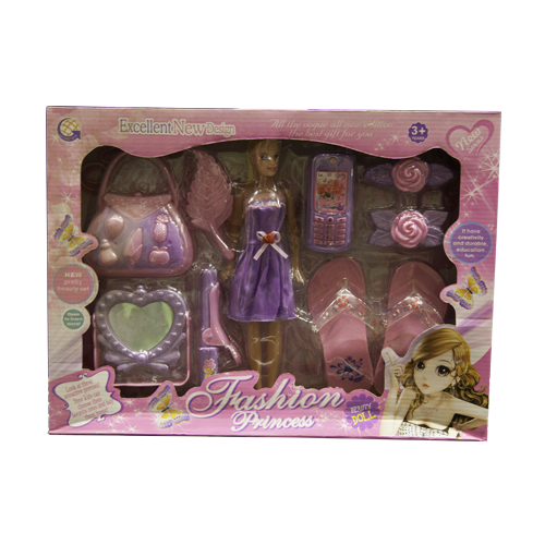 FASHION PRINCESS SET /