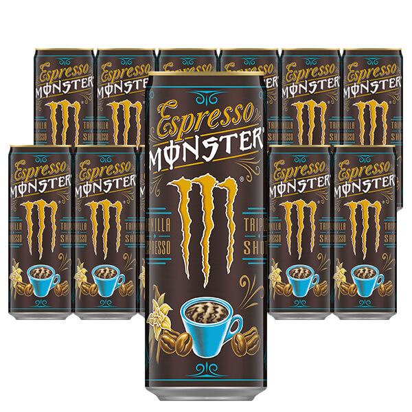 Monster Espresso Vanilla 25 cl x 12 st