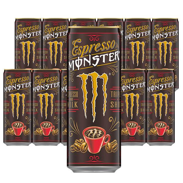 Monster Espresso 25 cl x 12 st