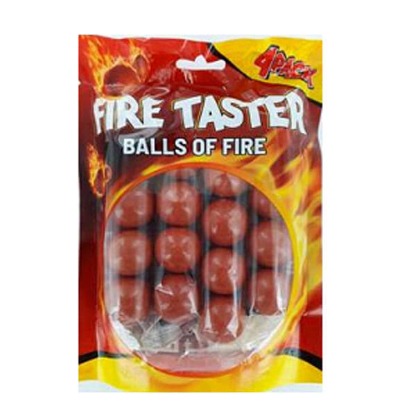 FIRE TASTER 4PACK 24ST* 130G