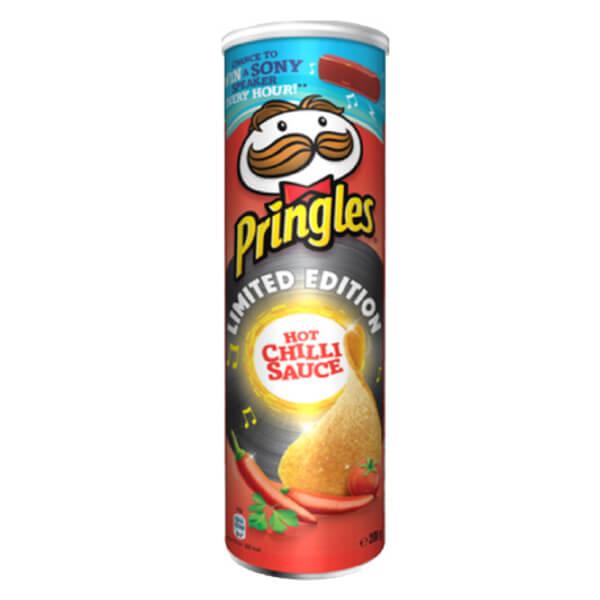 Pringles Hot Chilli Sauce 200g