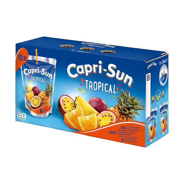 Capri-Sonne Tropical 10-p