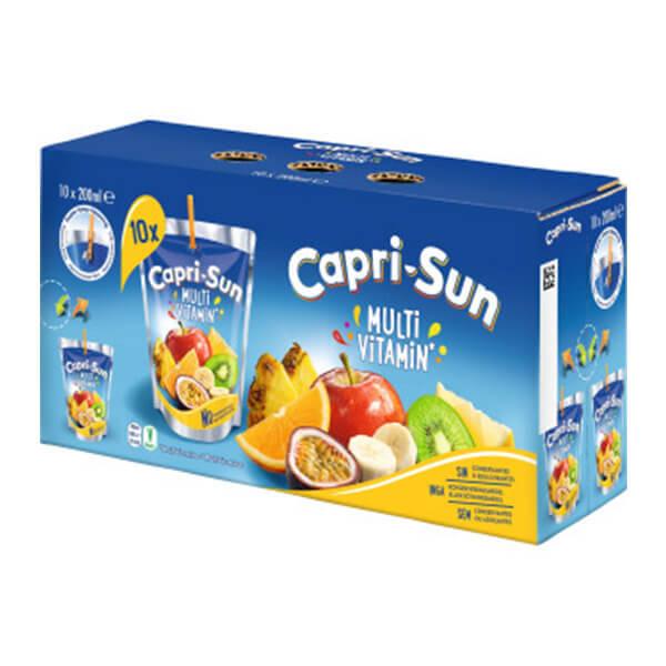 Capri-Sonne Multivitamin - 10st /