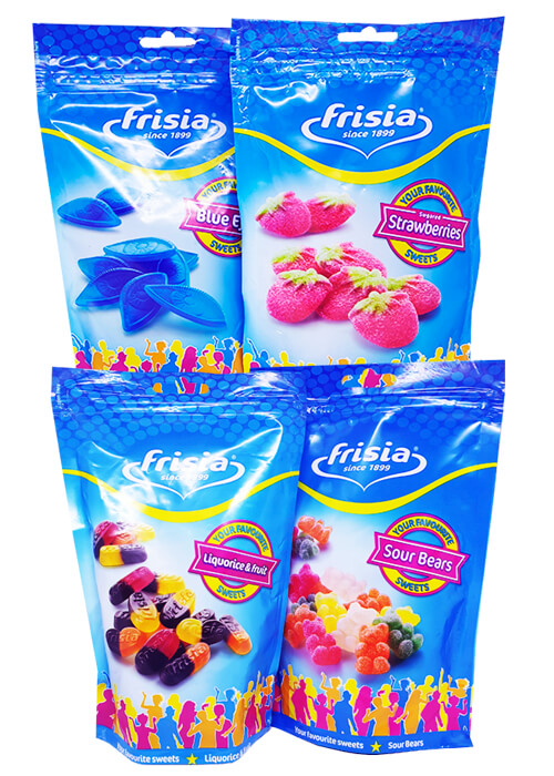 Frisia-Mix 4 påsar