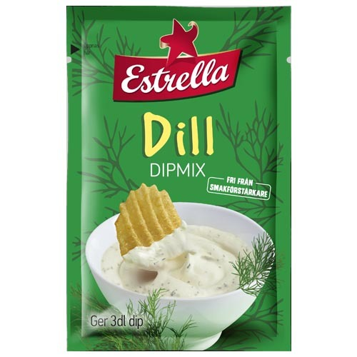 DIPMIX DILL HELLÅDA