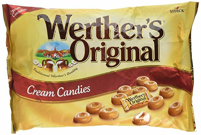 Werthers Original - 3 kg /