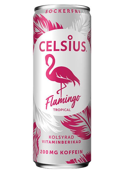 Celsius Flamingo - 355 ml /