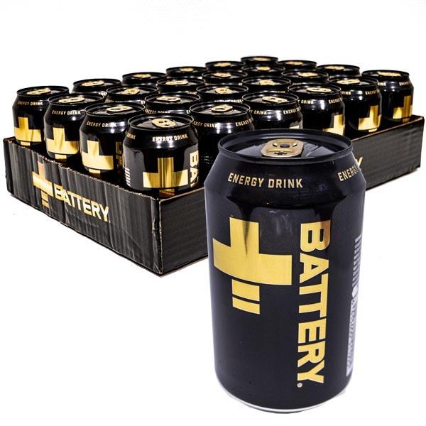 Battery Energy 33 cl - 24 st /