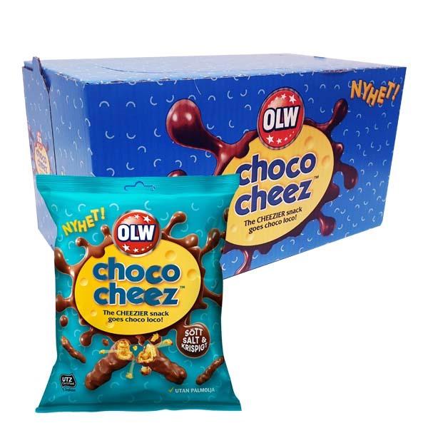 Choco Cheez OLW 100g x 18 st
