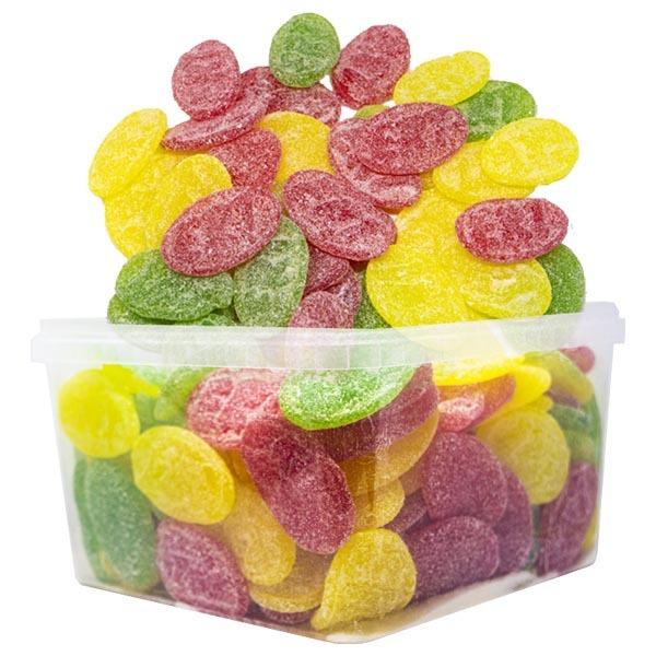 ERT-märke sur Fruktmix - 2 kg