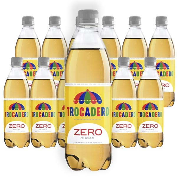 Trocadero Zero 50 cl x 12 st