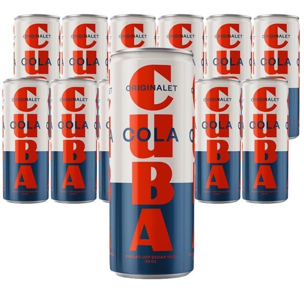 Cuba Cola 33 cl x 12 st /