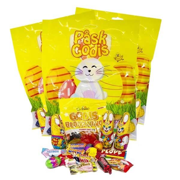 Family Pack - Påskpåse Mega 299 g x 3 st /