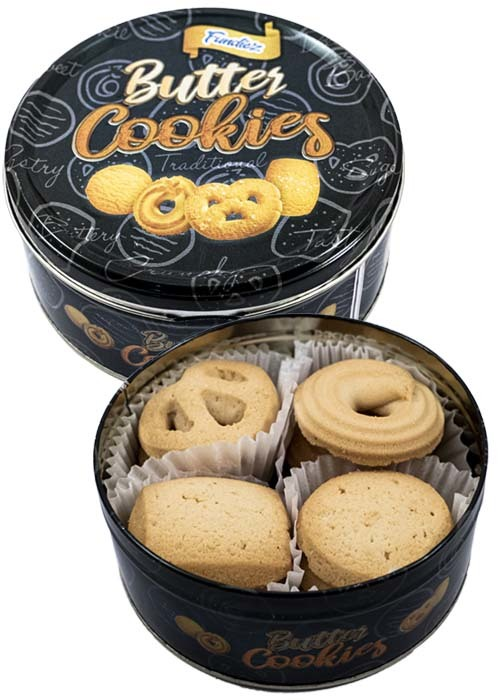 Butter Cookies Fundiez - 140g /