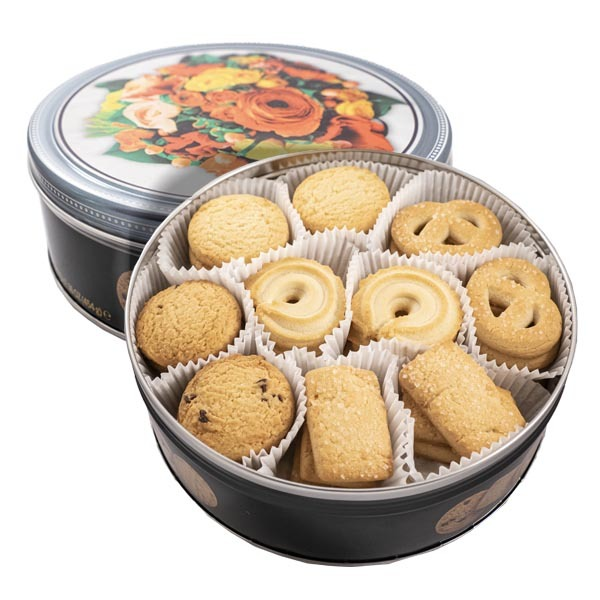 Danish Butter Cookies - 454g /