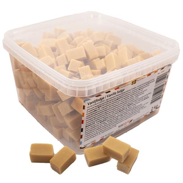 Vaniljfudge från Kolafabriken 2 kg