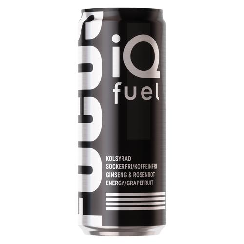 IQ FOCUS ENERGY GRAPE 33CL /