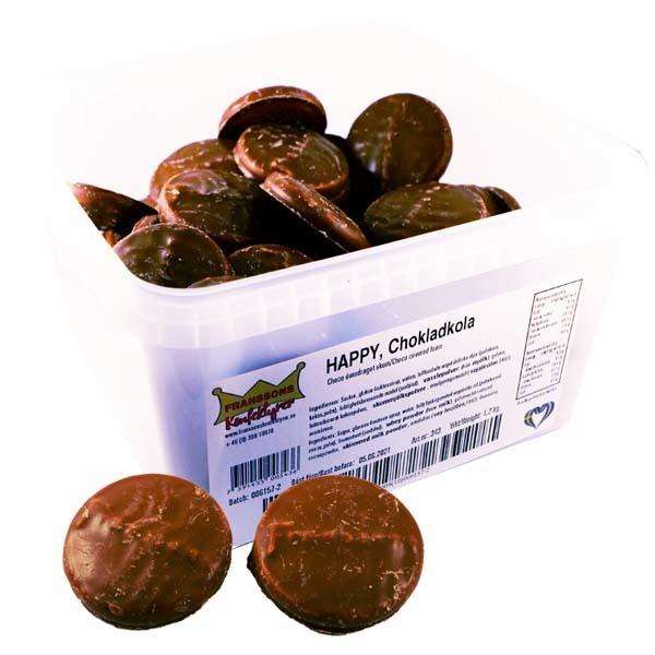 HAPPY CHOKLADKOLA - 1,2 kg