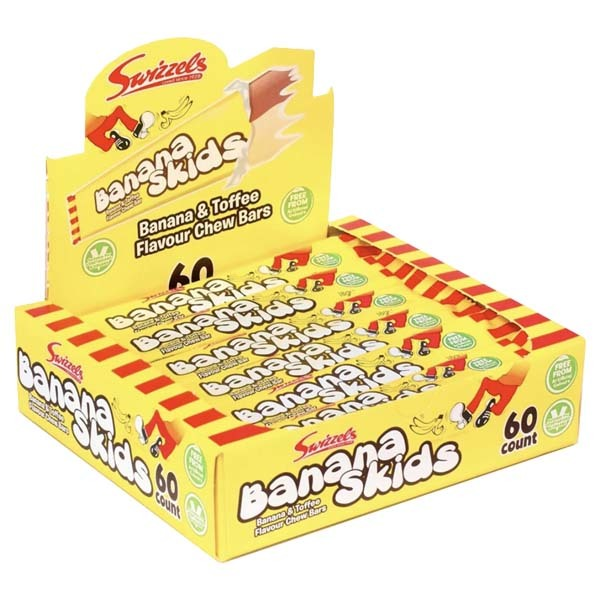 Banana Skids - 60 st