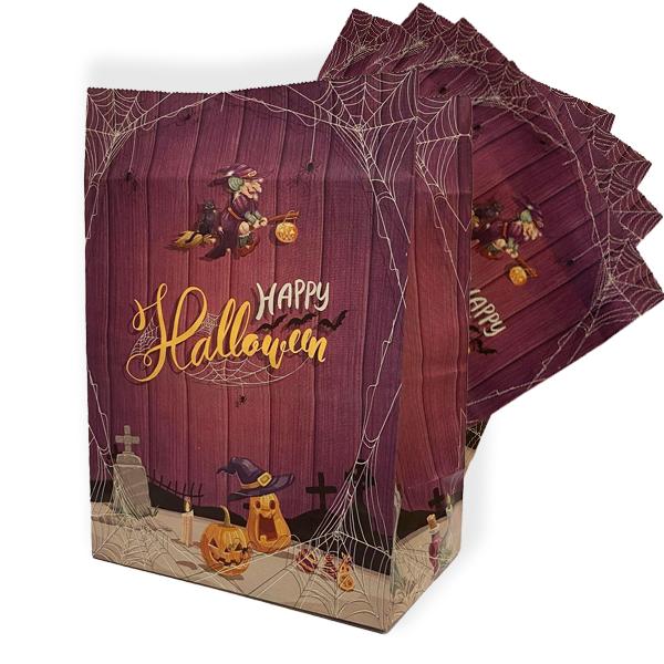 Godispåse Halloween 5-pack
