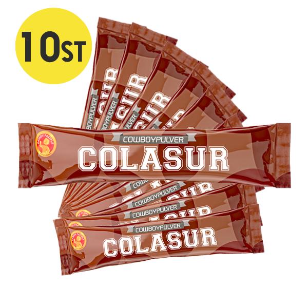 10st - Cowboypulver Colasur 9G