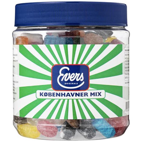 Evers Københavner Mix 1kg