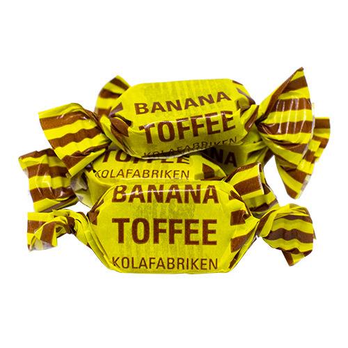 BANANA TOFFEEKOLA 4 KG KART /