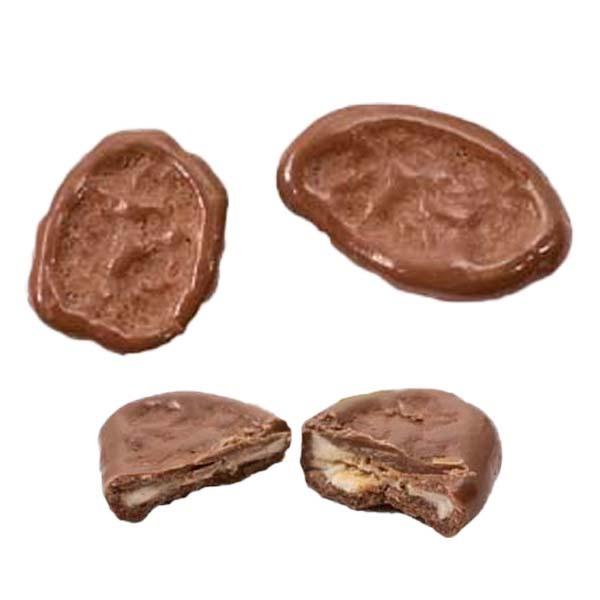 Bananchips med choklad - 1,8 kg /