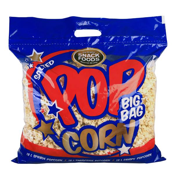 Big Bag Popcorn - 600 gram
