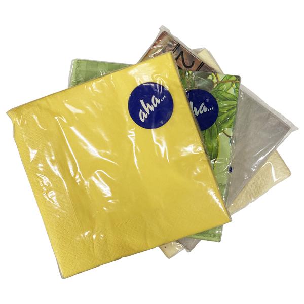 Mixade servetter 3-Pack